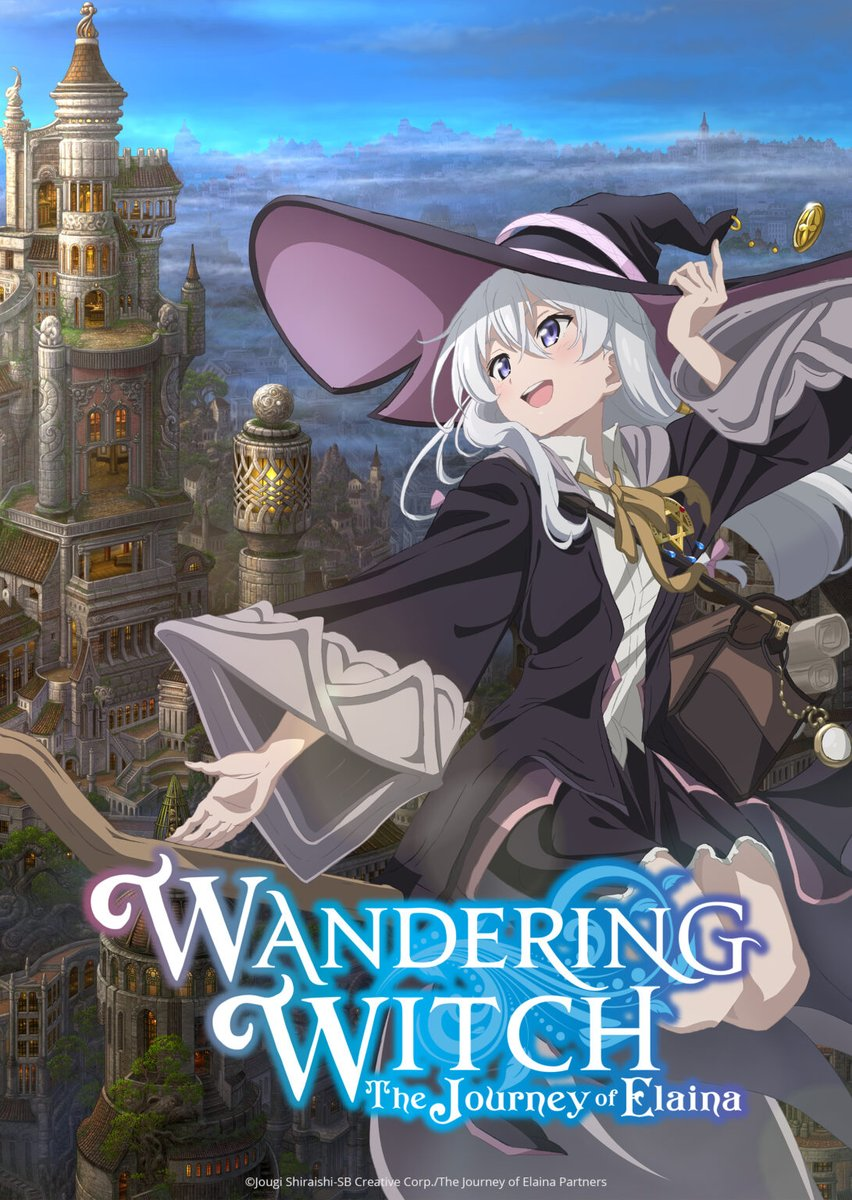 @austintindle is assistant ADR Director for the Wandering Witch: The Journey of Elaina   The Wandering Witch: The Journey of Elaina dub will be out on December 4th  #austintindle #anime #wonderingwitchthejourneyofelaina #animeseries #assistantadrdirector #adrdirector #Funimation https://t.co/UOljfCoFmX
