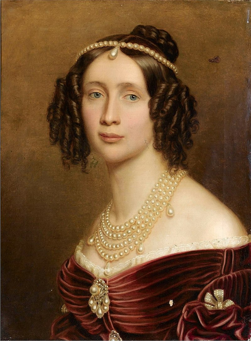#OnThisDay in 1805 Maria Anna of Bavaria was born as the daughter of Maximilian I Joseph of Bavaria and his second wife Caroline of Baden. On 24 April 1833, she married the future King Frederick Augustus II of Saxony, but they had no children.  She died on 13 September 1877.