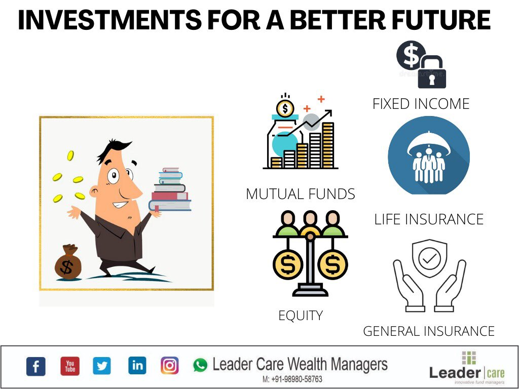 Invest with us today for a better tomorrow.  #investing #mutualfundssahihai