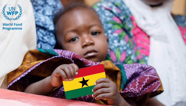 Food security, peace and stability go together, and that is what 🇬🇭 is known for. @WFP_Ghana wishes Ghanaians peaceful elections on 7th Dec reminding everyone that without peace we cannot achieve #ZeroHunger for ourselves nor for the next generation.
