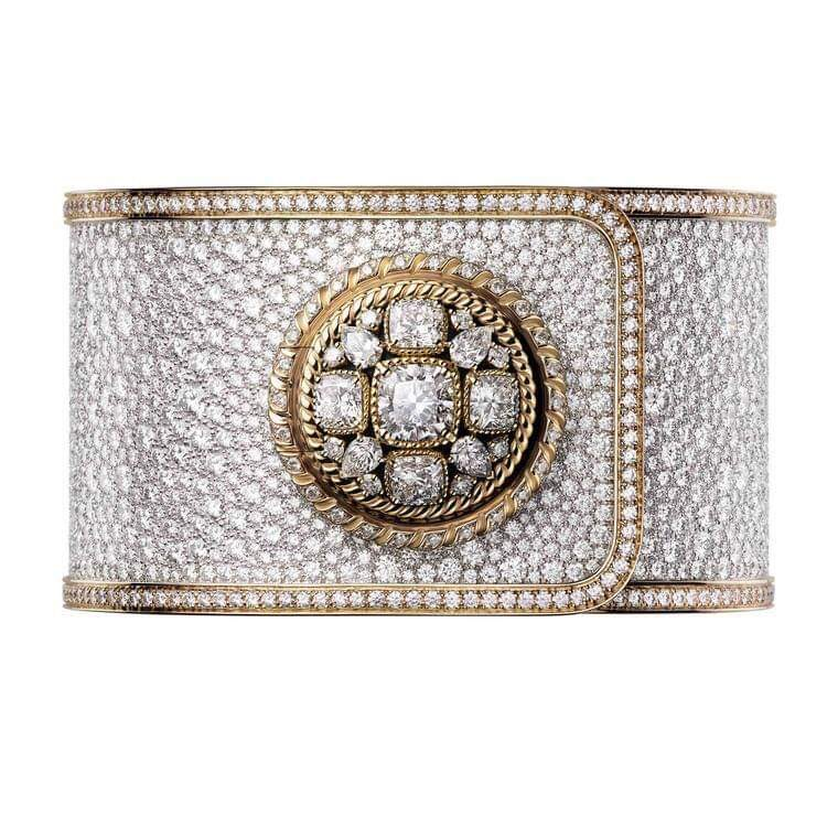 Chanel Mademoiselle Privé Bouton watches @CHANEL #limitededition #luxurywatches #watches2020 #luxury #lifestyle #fashionaccessories #thepatwalk #lebanese #magazine #diamonds #chanel #chanelwatches #ساعات #شانيل #باتواك #مجلة #لبنانية #الماس
