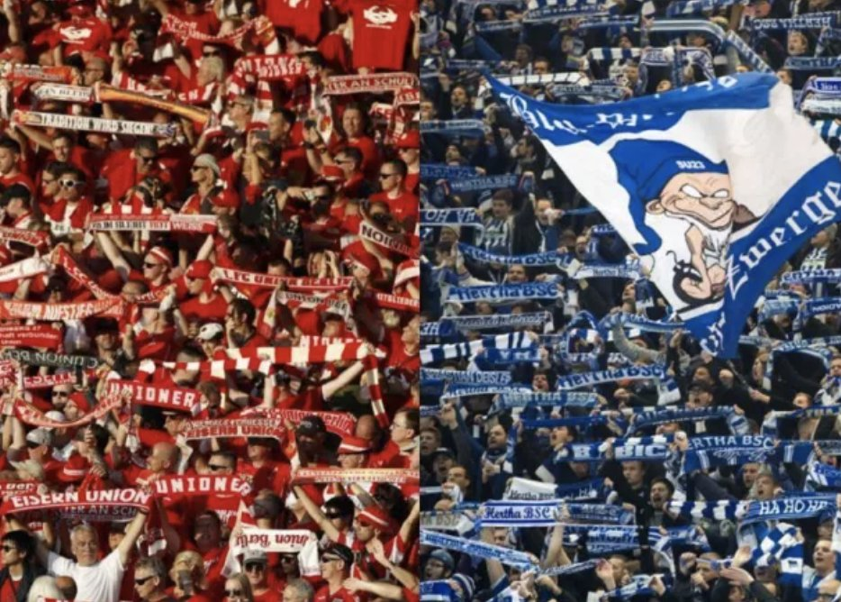 ⚽BIG GAME TONIGHT - 19:30 GMT #Bundesliga ⚽  Time to make your prediction 🤑 https://t.co/bCVdSaBIho  1️⃣Hertha BSC - 2.37 ❎draw- 3.48 2️⃣Union Berlin - 3.02  Which team will win? Comment bellow ✍ ️ #soccer #Bitsler #betonline #futball #sportsbook #BTC #Bitcoin #germany https://t.co/UfaFZ67bc5