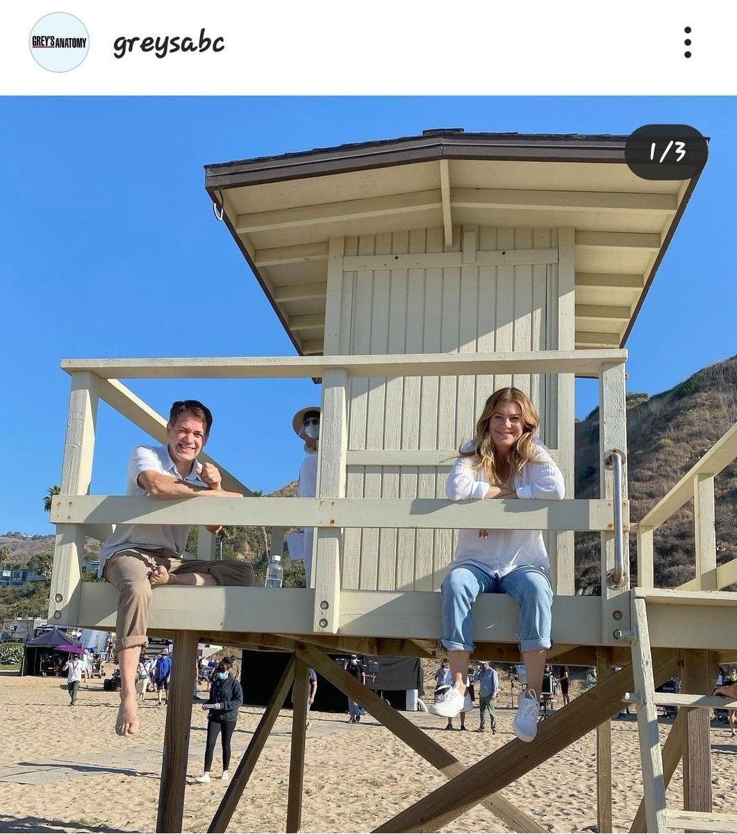 Será que meu coração vai aguentar essa temporada, depois de #Derek teremos #georgeomalley #George. #MeredithGrey #GreysAnatomy #Meredith queremos #Lexie #MarkSloan