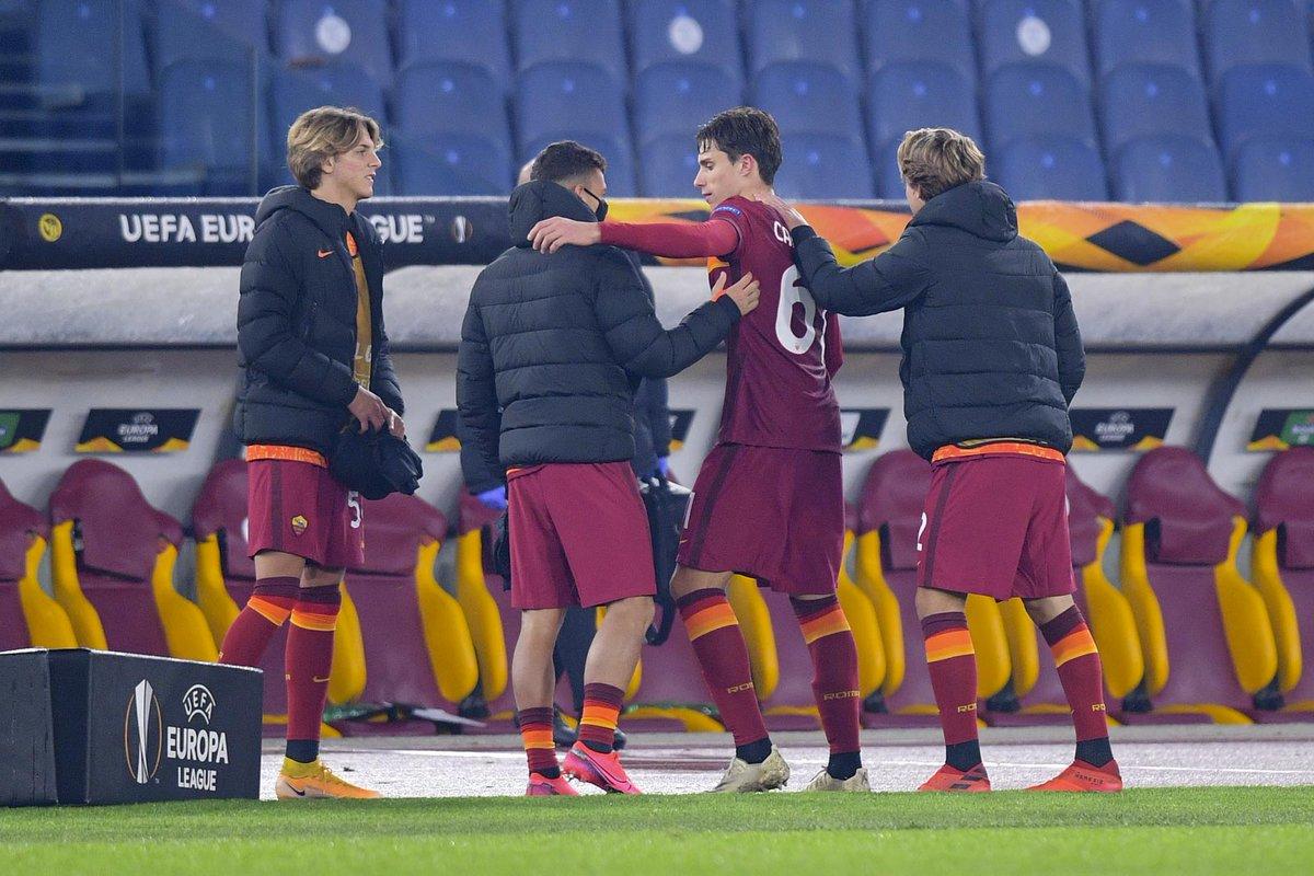 📊 Riccardo Calafiori è il 4° giocatore più giovane a essere andato in gol in questa #UEL   10 statistiche su #RomaYB 3-1 ➡️   #ASRoma