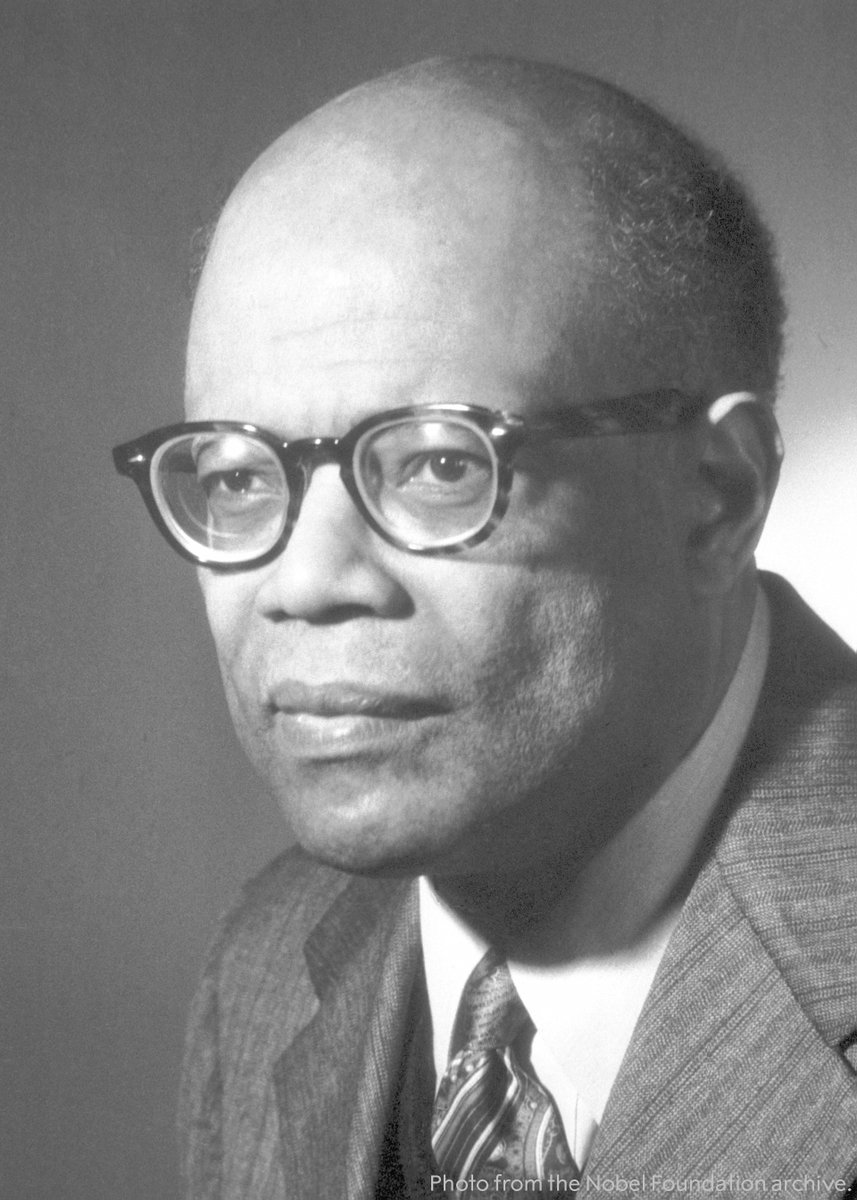 1979 Economic Sciences Laureate Sir Arthur Lewis was particularly interested in the problems of developing countries. He became the first president of the Caribbean Development Bank, a financial institution that invests in social and economic development for developing countries.