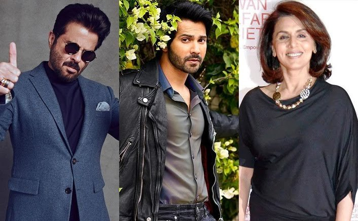 #NeetuKapoor, #VarunDhawan, And #RajMehta Tested #Positive For #COVID19 Amid The Shooting Of #JugJuggJeeyo, While #AnilKapoor Tests #Negative!  @AnilKapoor @Varun_dvn @raj_a_mehta