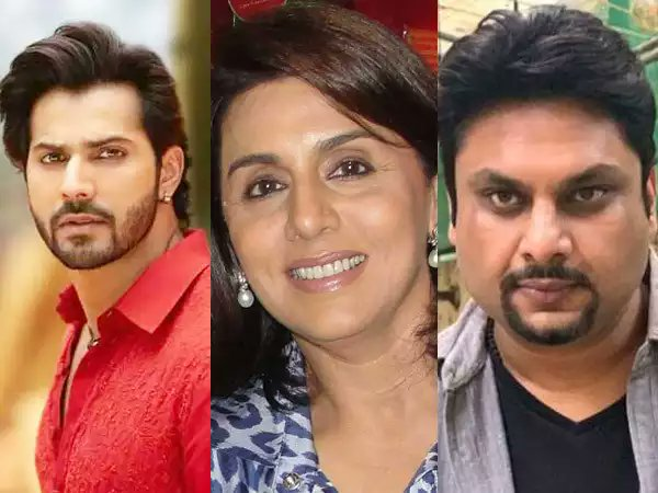 #VarunDhawan , #NeetuKapoor test #COVID19 +ve, #AnilKapoor -ve. They were shooting for Raj Mehta's #JugJuggJeeyo . The director has also tested #positive for the virus   #JugJuggJeeyo #VarunDhawan #AnilKapoor #NeetuKapoor #COVIDー19 #COVID19 #COVID