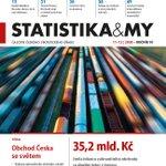 Image for the Tweet beginning: Vyšlo nové dvojčíslo časopisu Statistika&My.