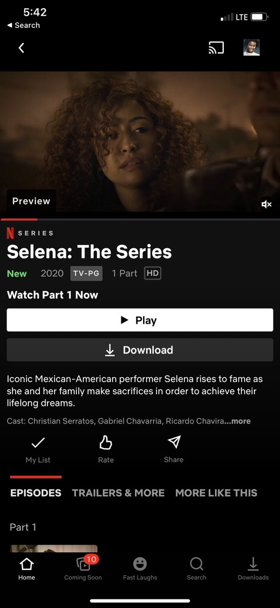 #SelenaNetflix idk how I feel about this with no @JLo 💜 but I'm sure it'll be great. #selenaquintanillaperez
