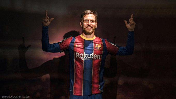Le FC Barcelone offre à Messi un gros cadeau qui pourrait lui faire signer un nouveau contrat