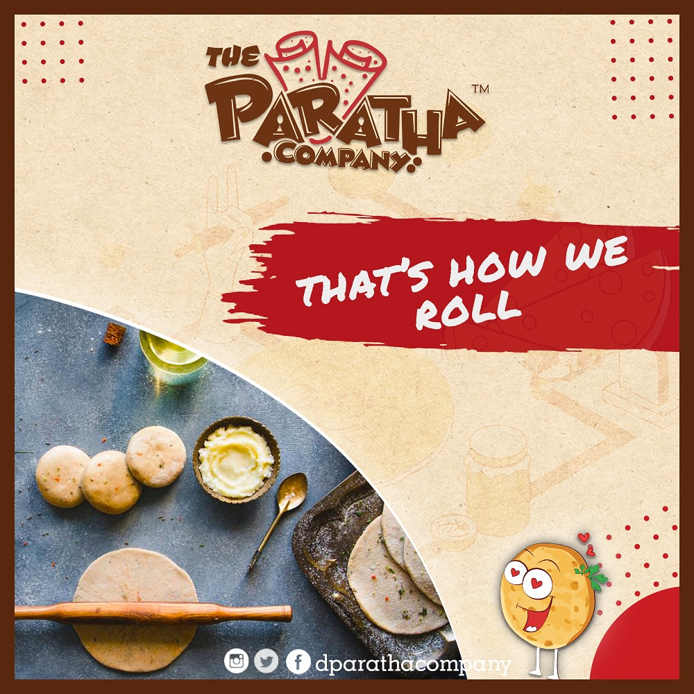 They see me rollin' They lovin' Patrolling and tryin' to catch me cookin' hot #dparathacompany #theparathacompany #parathacombo #bestparathaintown #bestparathainbangalore #bestoftheday #paratharecipes #parathe #parathalovers #parathabox #paratharoll #parathavibes #fridayparatha