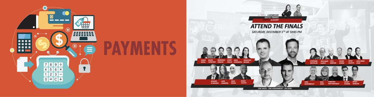 📲#LHoFT #Payments #Technology Top 5 is out  Check out this week's Top Stories by  @Payconiq  @JoomPayApp  @DeloitteLU  @satispay   Take the time to read @jeromeverony Edito   🚀& register to our #Fintech #Entrepreneurship Program Finals on #Saturday   👉https://t.co/ujDVNzkqc4 https://t.co/QxGfWdhlRq