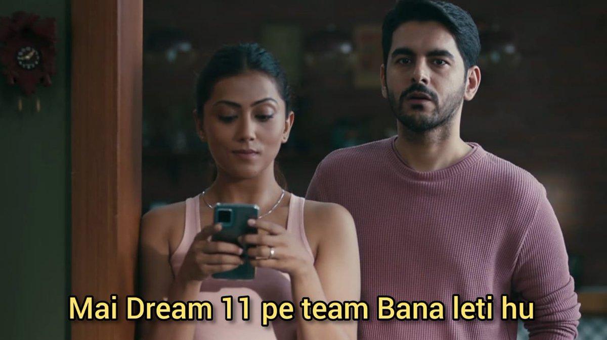#yemainkarletahoon *Jadeja aur chahal ki khataranak performance dekhne ke baàd* Indian cricket fans :-