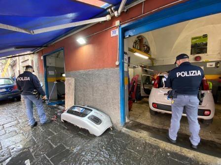 Botteghe trasformate in officina meccanica abusiva, una denuncia a Catania - https://t.co/aMgtMLuS0B #blogsicilianotizie
