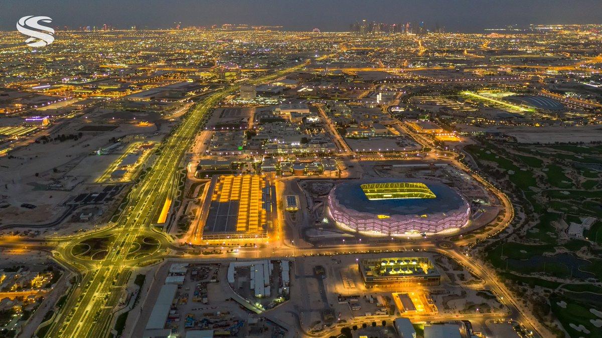 A 716 días del mundial de #Qatar2022. El estadio Education City Stadium será una de las sede del torneo