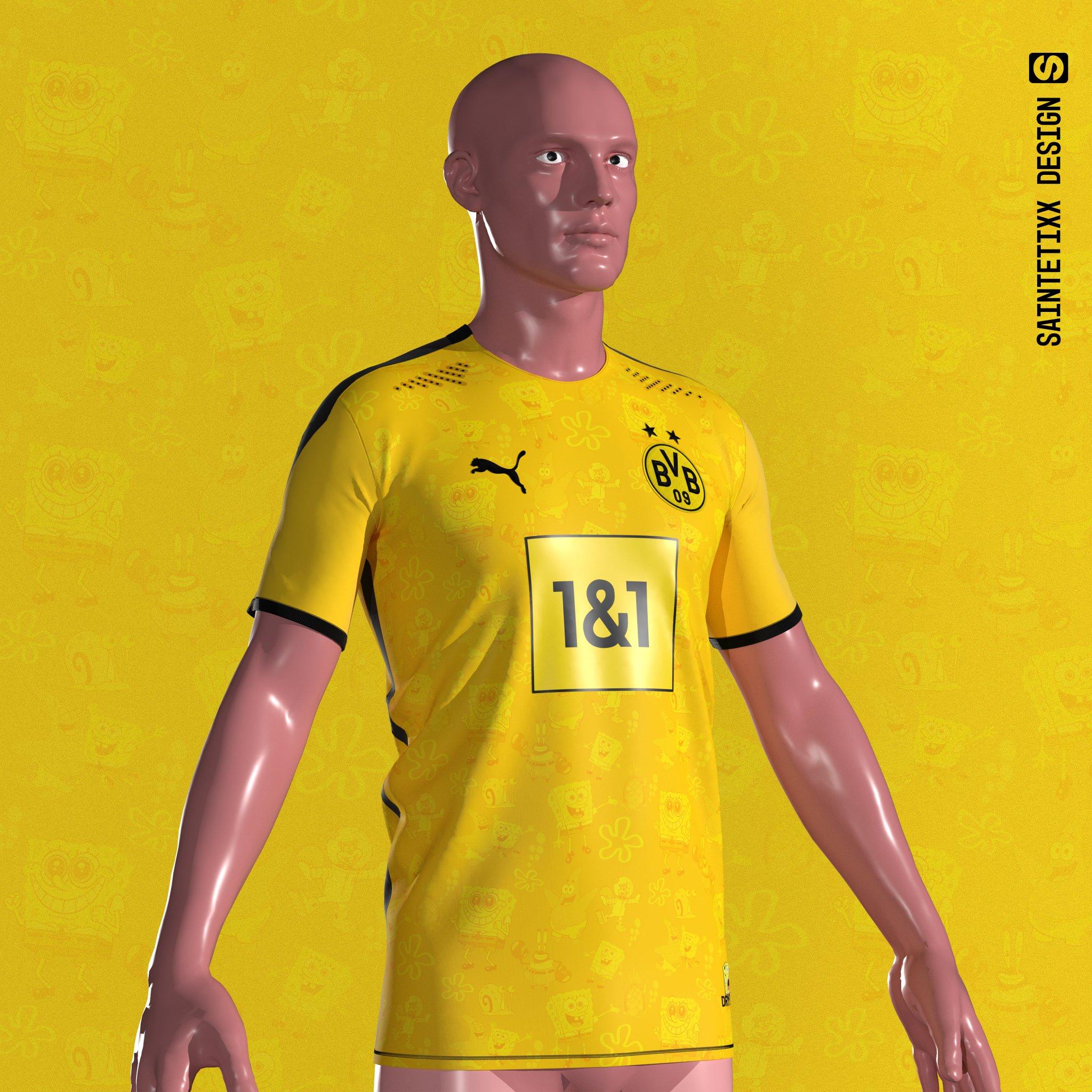 Saintetixx On Twitter Borussia Dortmund X Sponge Bob X Puma Concept Stream Patrick Like That Y Graphics Spongebob Bobleponge Bvb09 Borussia Dortmund Https T Co Bcc4odm0g2