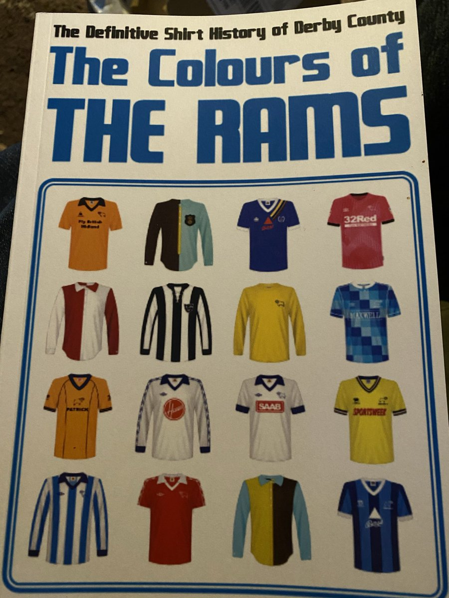 Updated version! Excellent book! A must to  #dcfc fans!