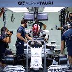 Time to get back on track 🤜🤛  #AlphaTauri #F1 #Sakhir 🇧🇭
