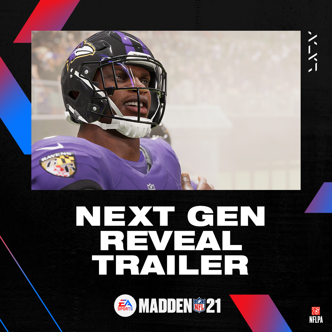 Experience Game Day like never before with #Madden21 Next Gen  Available Now: