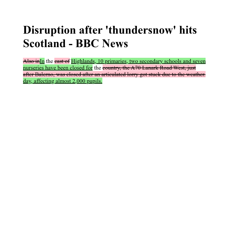 Disruption after 'thundersnow' hits Scotland - BBC News https://t.co/z0622v2MRY https://t.co/RUKNak38xj