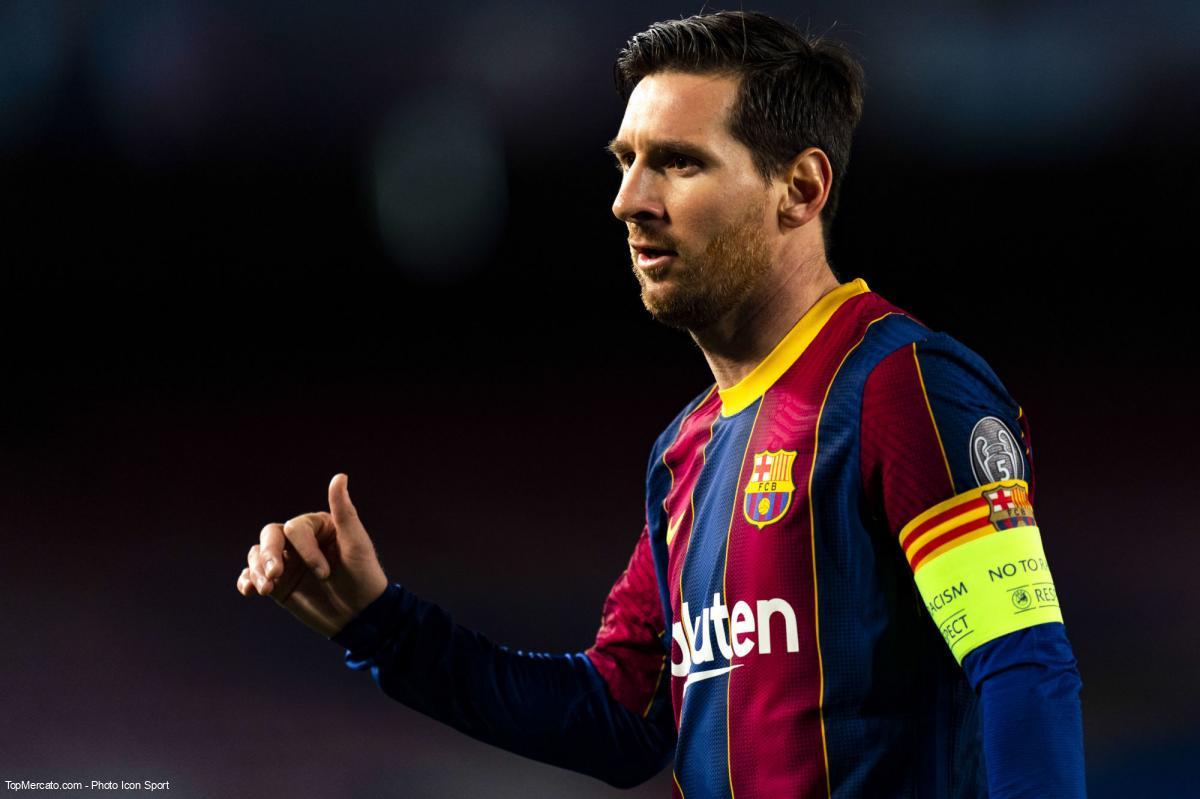 ⚽  #Barça : #Messi de retour dans le groupe à Cadiz