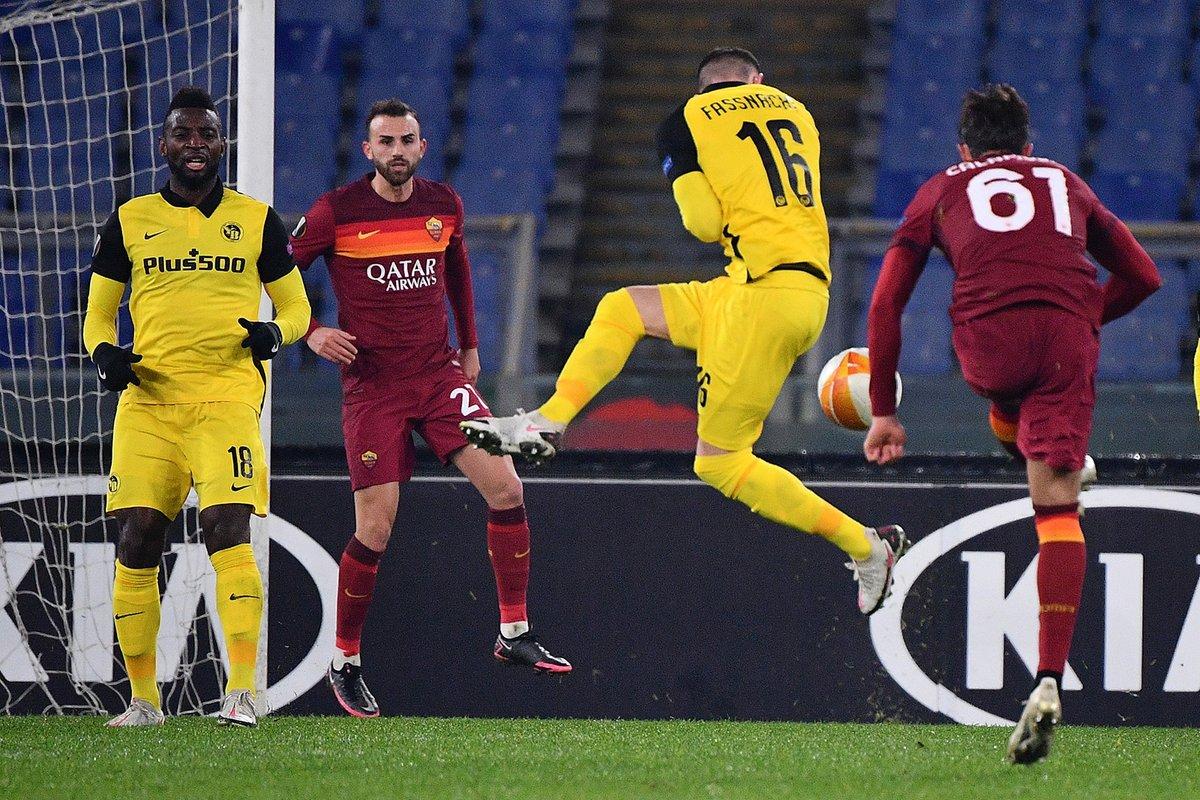 📺 CUPLIKAN 📺   Saksikan semua momen penting - dan sebuah gol spektakuler - dari pertandingan dini hari tadi! 🚀   ➡️    #ASRoma #UEL #RomaYB