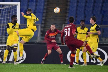 📺HIGHLIGHTS   Skemp all di goals and highlights from our match yestaday night win - especially dat sweet rocket goal wey Calafiori use tear net 🚀⚽️😍  ➡️    #ASRoma #UEL #RomaYB