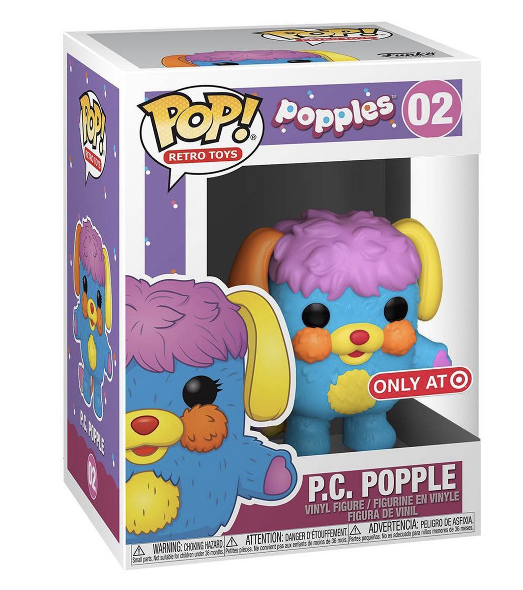 Available Now: Target exclusive P.C. Popple! .