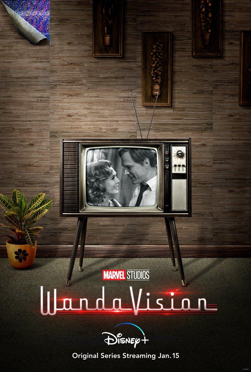 ワンダヴィジョン(WandaVision)