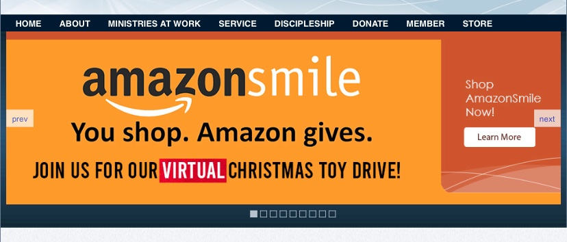 HAPPY FRIDAY!!! 😊  It's not too late. A Virtual Christmas Toy Drive to help the less fortunate & children of the incarcerated thru    It's Easy  ~Go To Website ~Click On Amazon Smiles Banner ~Choose The Gift  #fridaymorning  #LWCCOnline #25DaysOfChristmas