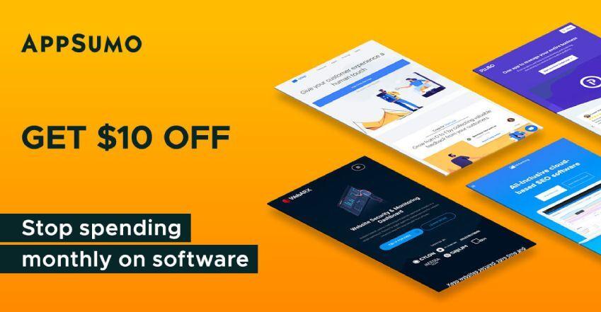 Werbung    Wenn Ihr die Black Friday Angebote von #AppSumo verpasst habt - über diesen Link  erhaltet Ihr $ 10 auf die  #Software Deals, die Euer #Business voranbringen. https://t.co/LIKd7JlCKW