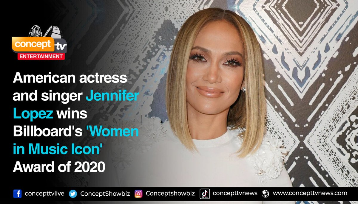 #JenniferLopez is adding another trophy to her list of feats after bagging the coveted @Billboard's 'Women in Music Icon' Award of 2020. Expressing her thoughts on the massive achievement, JLo took to Instagram to reveal she is beyond happy.  #Billboard200
