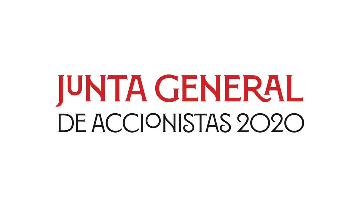 ▶ Comienza la Junta General de Accionistas 2020.  📻 #SevillaFCRadio en directo.   #WeAreSevilla #NuncaTeRindas