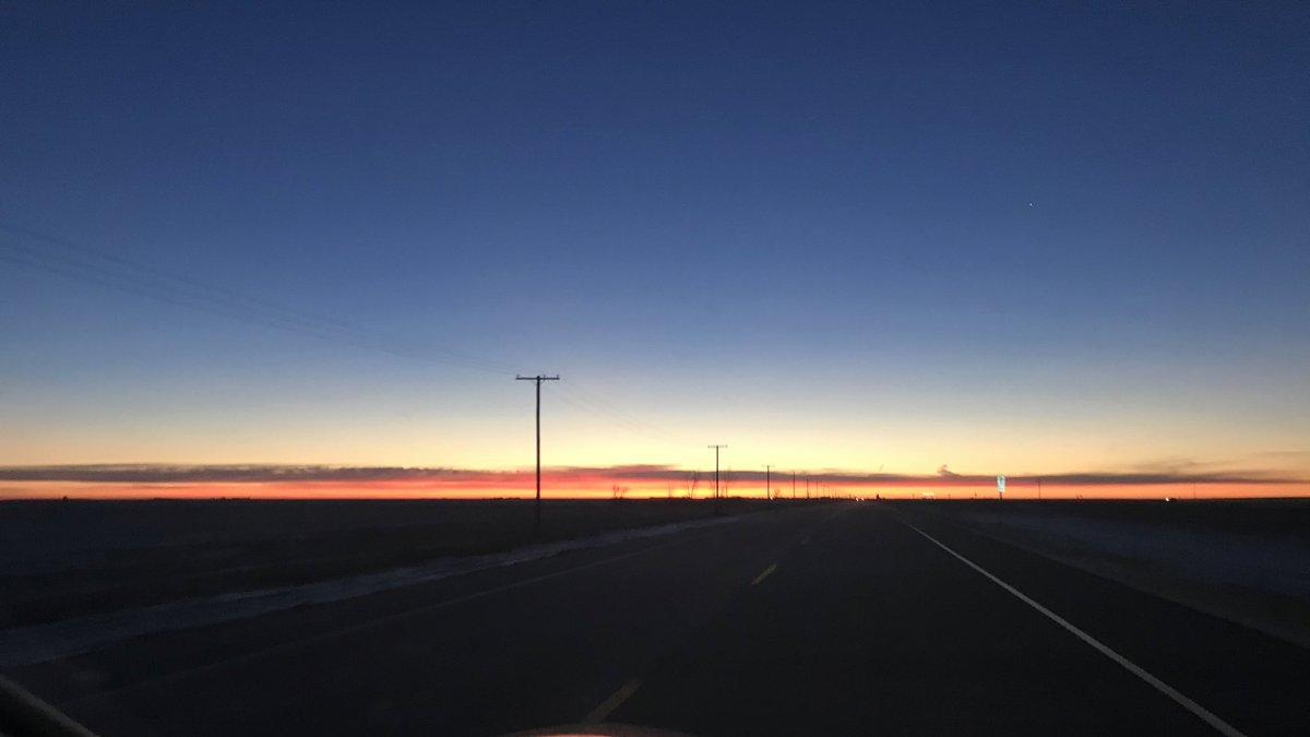 Saskatchewan Sunrises #TheBest 🌾