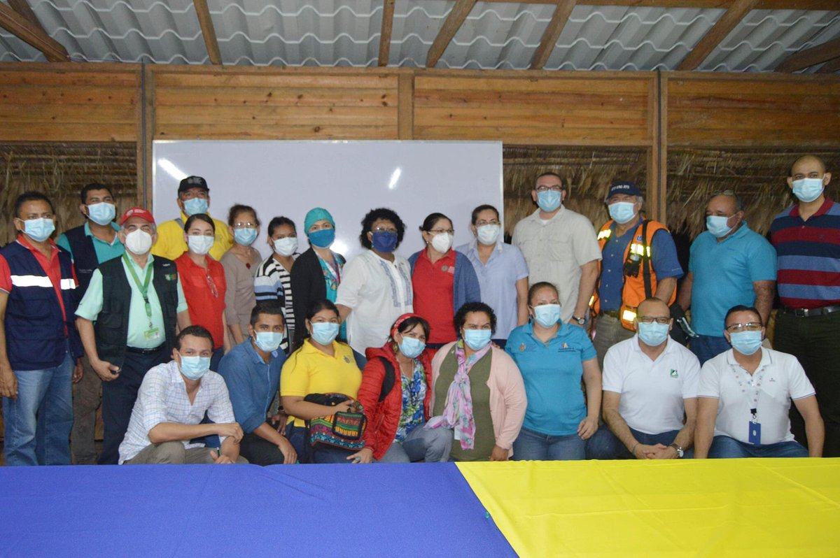 🌳 Autoridades del @CnuNicaragua visitaron a URACCAN recinto Bilwi en apoyo y solidaridad   #Universidad #ComunitariaIntercultural Ver más en⬇ #Nicaragua #costacaribe #Bilwi #HuracanEta #Huracanlota #yosoyuraccan