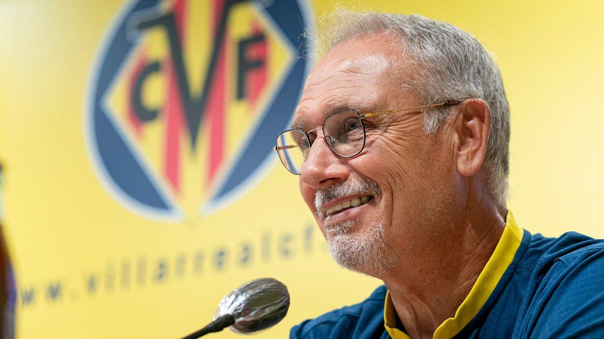 #CanteraGrogueta | El técnico del #VillarrealB, @miguelalju64, analiza la previa del partido del filial ante el @herculescf ⚽💛.  #VillarrealTV