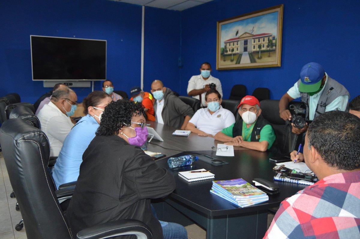 🌳 CNU y URACCAN se reúnen con autoridades del Gobierno Regional   #Universidad #ComunitariaIntercultural Ver más en⬇ #Nicaragua #costacaribe #Bilwi #HuracanEta #Huracanlota #yosoyuraccan