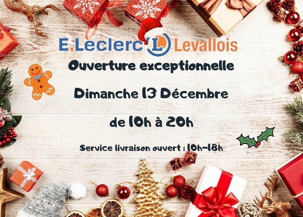 E Leclerc Levallois Leclercsoouest Twitter