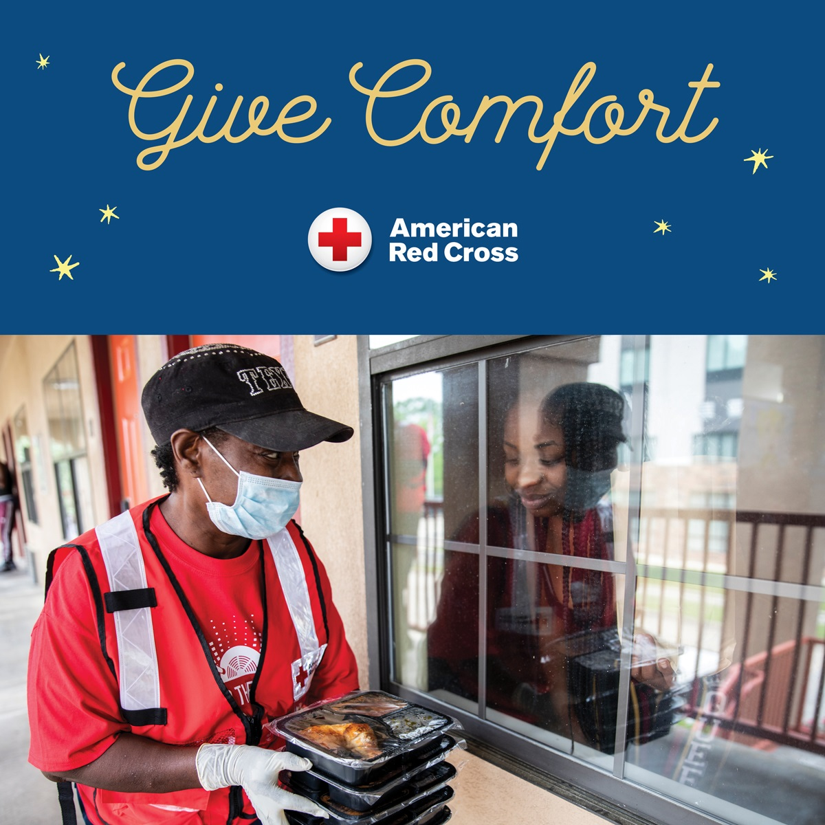 This holiday season, you can help people affected by disasters big and small. The time is now, and the need is great. Join us in supporting @RedCross disaster relief:  #GiveWithMeaning