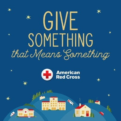 From responding to wildfires out West to hurricanes in the Gulf, thousands of trained @RedCross workers have given their time and effort this year. This holiday season, please join us to help people affected by disasters big and small:  #GiveWithMeaning