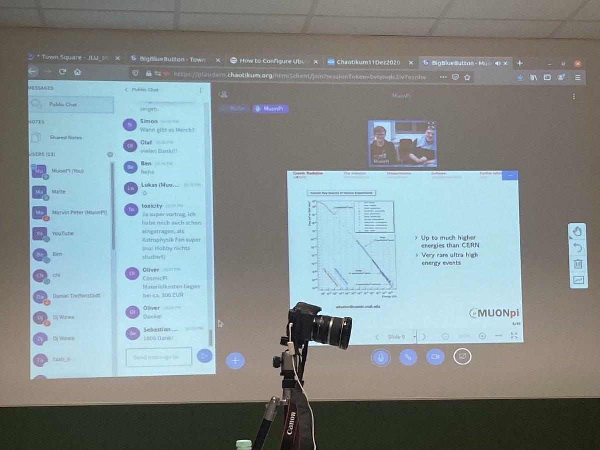 Presentation on BBB