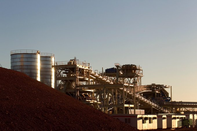 Gruyere Mine, Gold Road Resources, Laverton, Western Australia