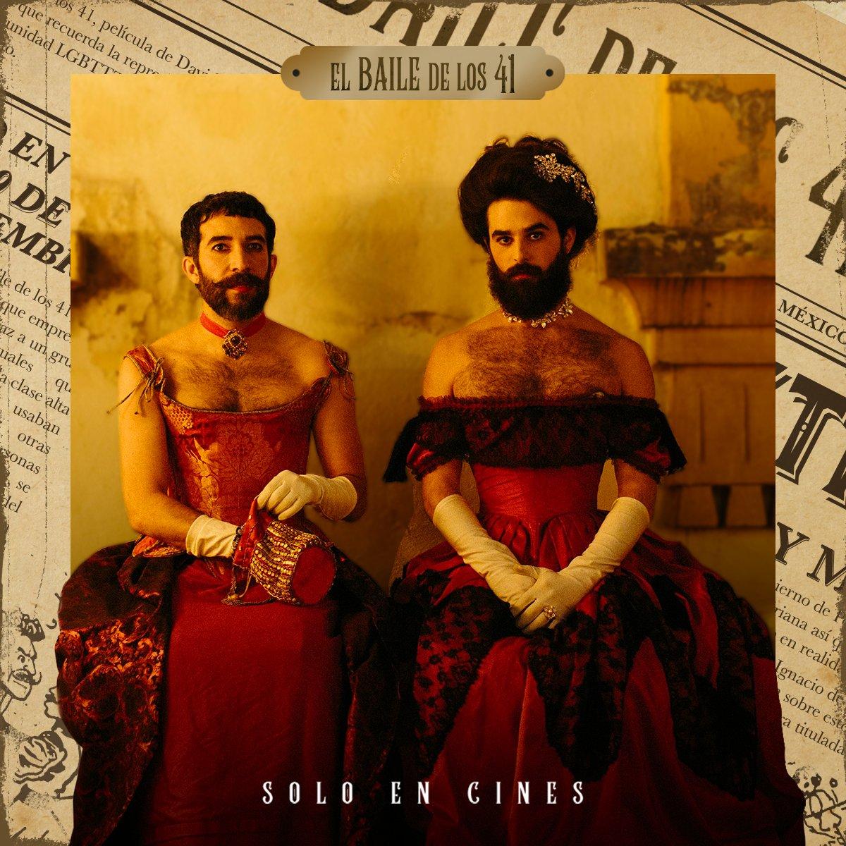 El Baile De Los 41 Elbailedelos41 Twitter