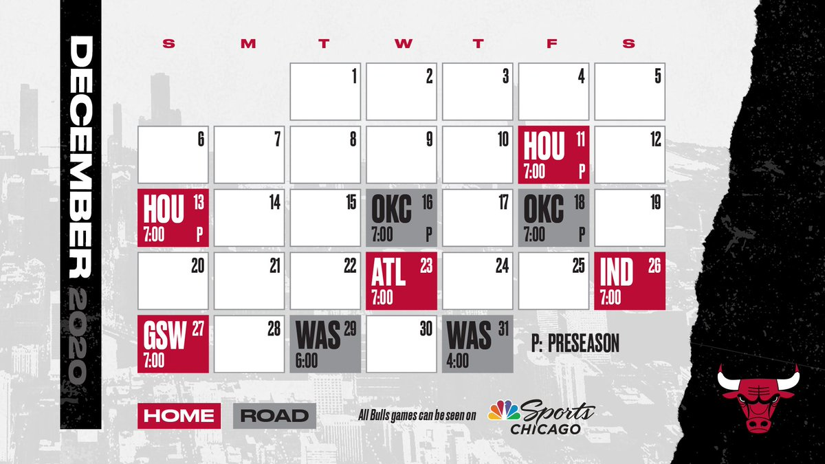 Our season begins on 12/23 at our house.  Catch our games on @NBCSChicago: https://t.co/iMnhOqwXuA