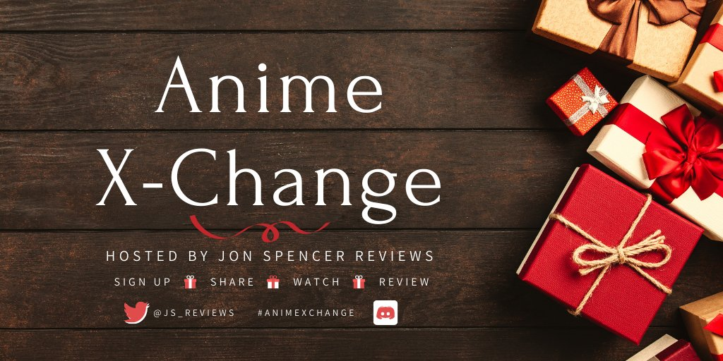 Anime X-Change hosted by Jon Spencer Reviews