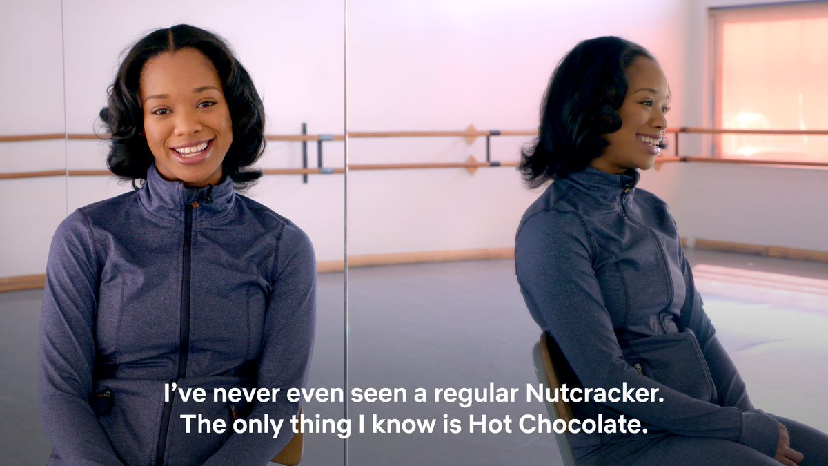 While we're on the subject, can we normalize no longer assuming someone should know about things like Sex and the City, but not Girlfriends; or Friends but not Living Single? #HotChocolateNutcracker