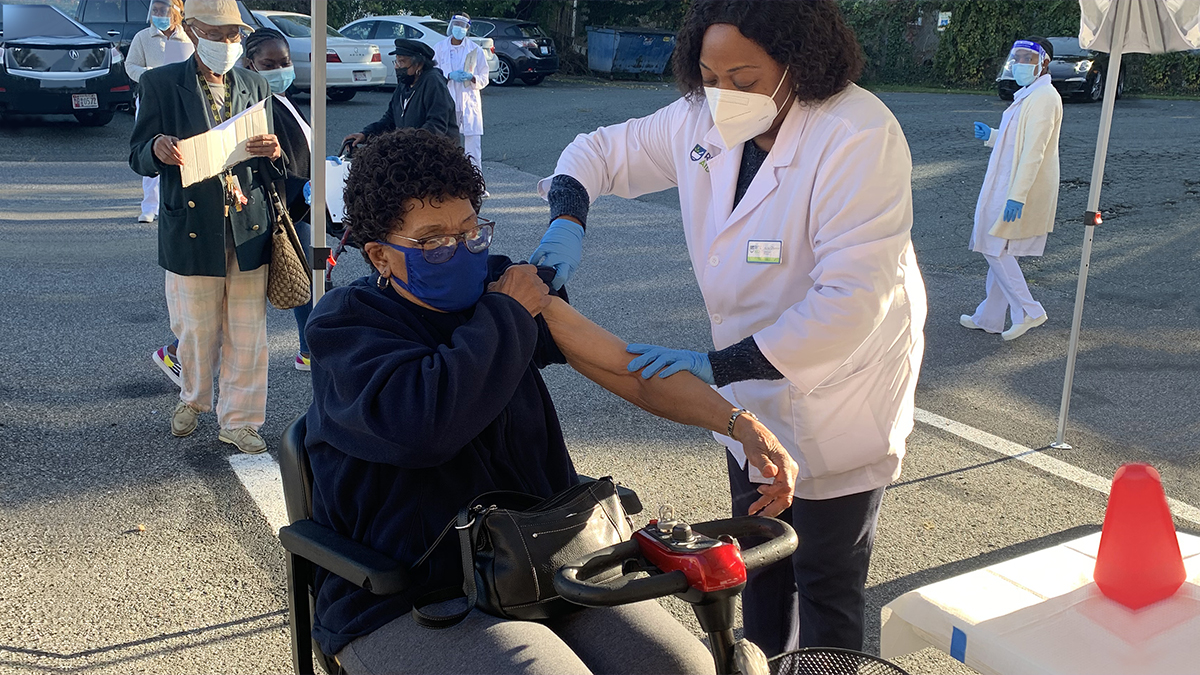 #FluFighters in Baltimore