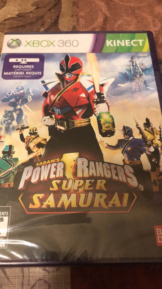 Have you ever played this one and are not ashamed to admit it?  #gamergirl  #games #PowerRangers #PowerOfYouthSingle  #PlayBold #PlayStation5GRATIS