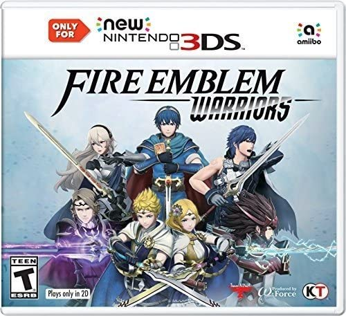 Fire Emblem Warriors (New 3DS) is $10.95 at Amazon. - Affiliate Link: 2