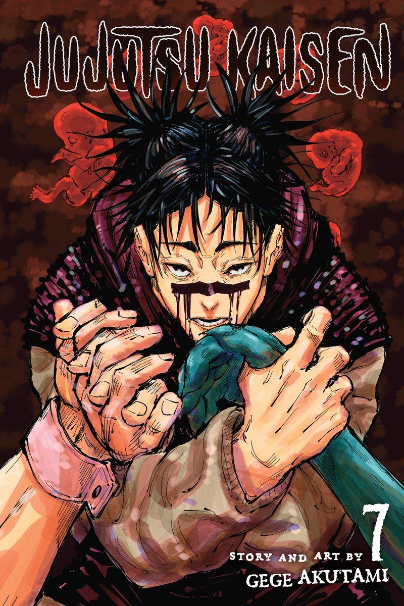 Jujutsu Kaisen On Twitter Jujutsu Kaisen Volume 7 Extras Official Viz 1 4